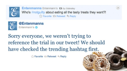 entemanns not guilty tweet