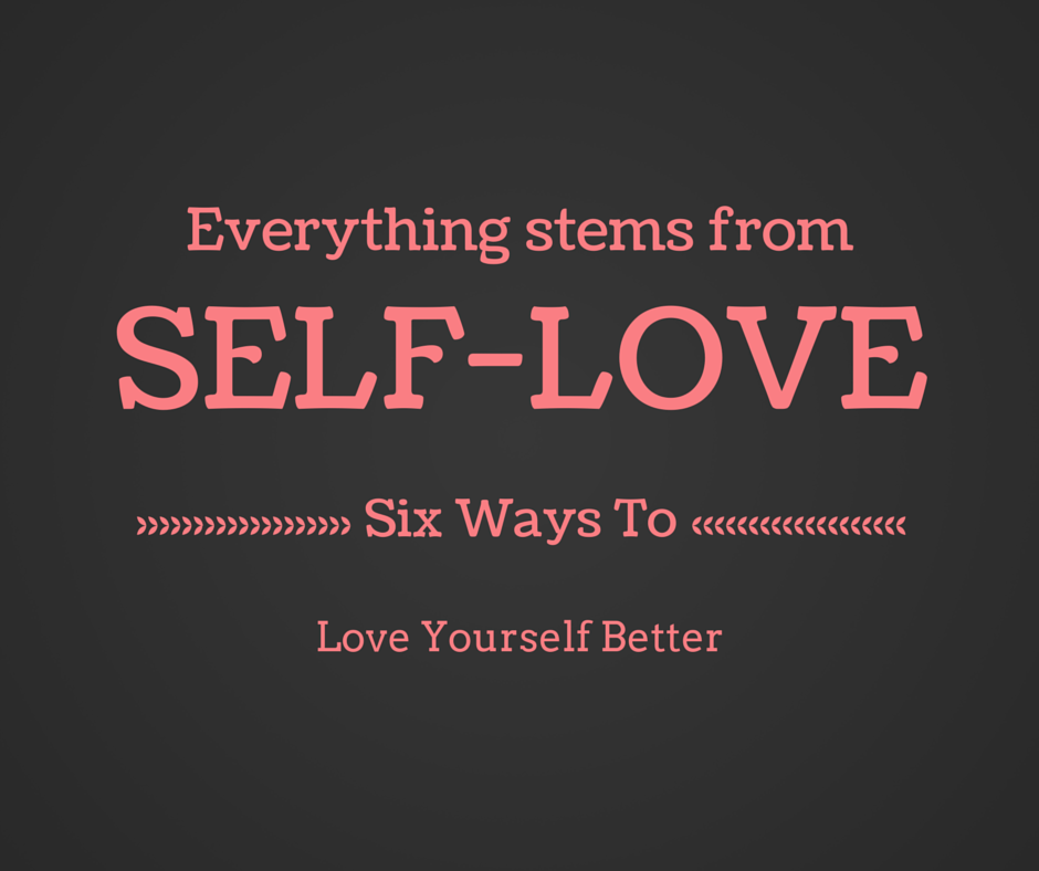 love yourself better