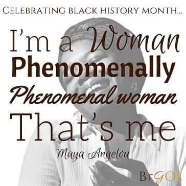 Maya Angelou Black History Month Smart Media Mom